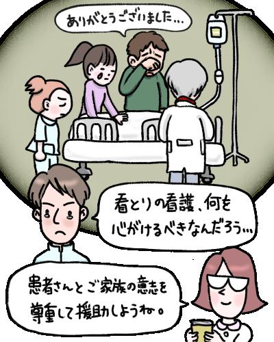 第9回 看護のプロフェッショナルとしての巻